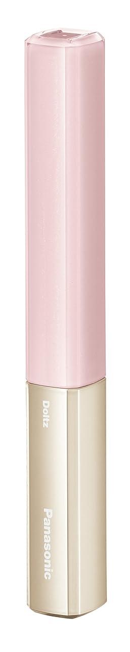 続ける熟考する統計的パナソニック 電動歯ブラシ ポケットドルツ ピンク EW-DS26-P