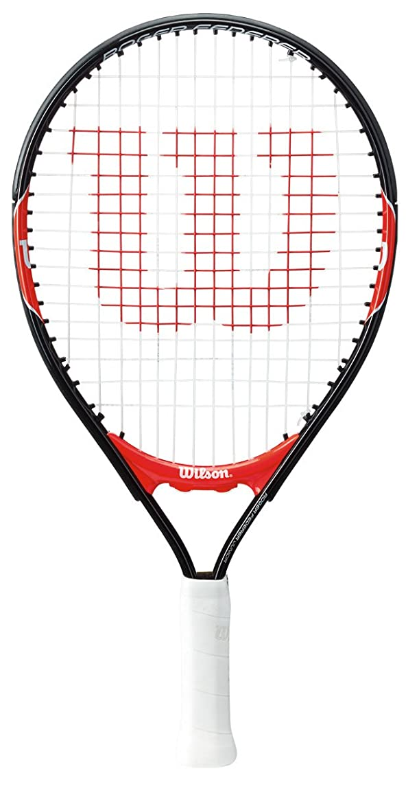 ペンどんなときもみなさんWilson(ウイルソン) ジュニア テニスラケット ROGER FEDERER 17-23 (ロジャーフェデラー17~23) [ガット張り上げ済み] WRT200400