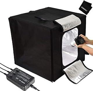 GODOX LST80 LED Mini Photography Studio Tent 80 x 80 x 80cm Triple LED Light Boards Studio Box for Photography Shooting(60...