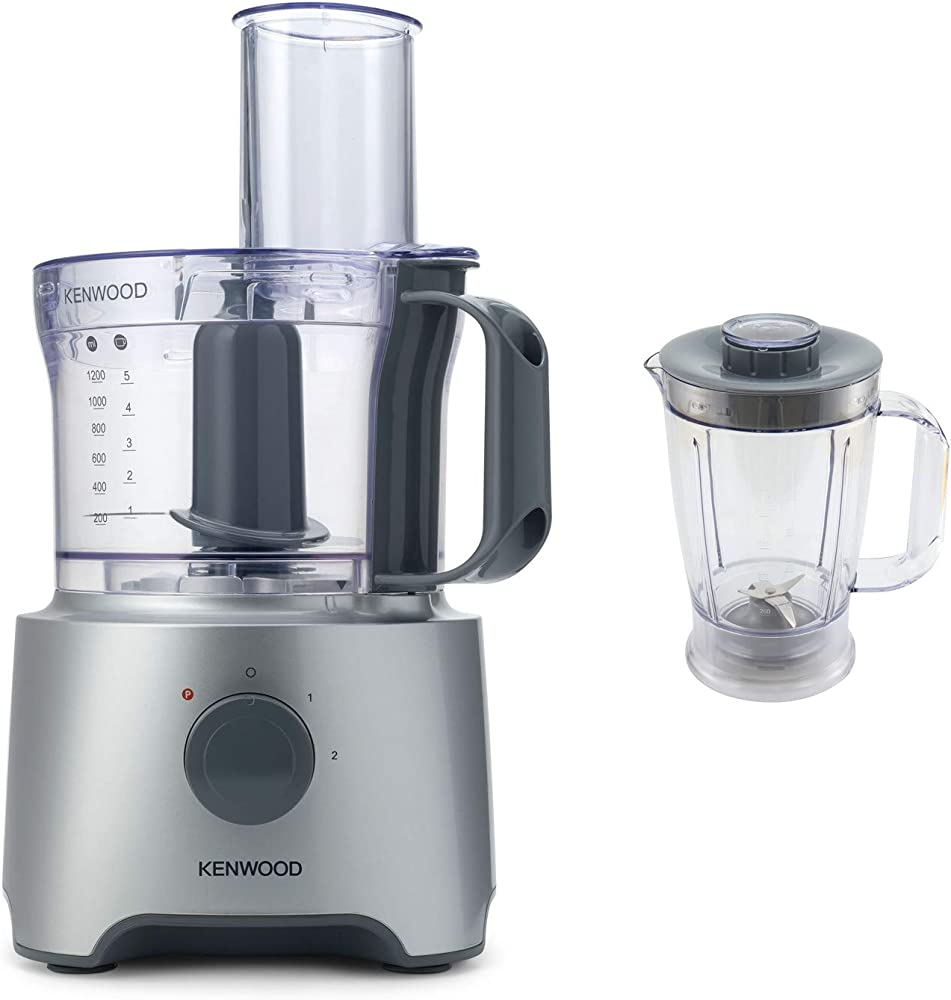 Kenwood multipro compact robot da cucina FDP301SI MultiPro Compact