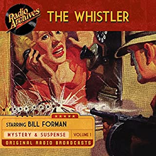 The Whistler, Volume 1 cover art
