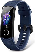 Honor Band 5 Fitnessarmband met hartslagmeter, waterdicht IP68, fitnesstracker, activiteitstracker, stappenteller, horlog...