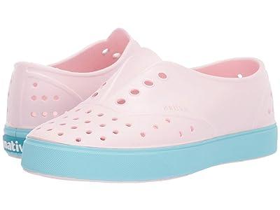 Native Kids Shoes Miller (Little Kid/Big Kid) (Blossom Pink/Hydrangea Blue) Girls Shoes