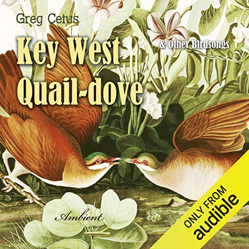 Key West Quail-dove and Other Birdsongs audiobook cover art
