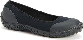 حذاء المطر مسطح للنساء Muckster 2i من Muck Boot