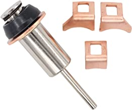 NewYall Starter Solenoid Plunger with Contact Repair Rebuild kit