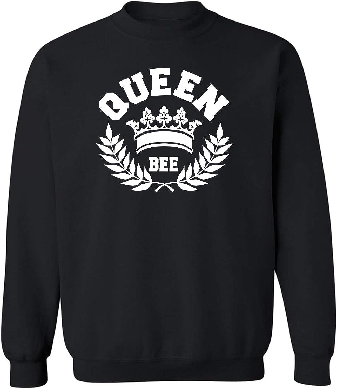 Queen Bee Crewneck Sweatshirt