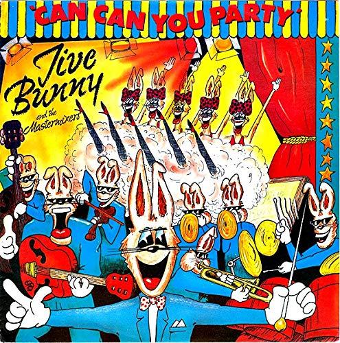 Can can you party (1990) / Vinyl single [Vinyl-Single 7'']
