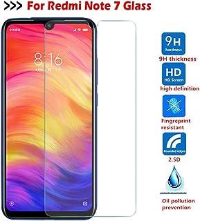 VINTO-Phone Screen Protectors - Tempered Glass For Xiaomi Redmi Note 7 5 8 9 Pro max mi 9T lite A3 Screen Protector glass ...
