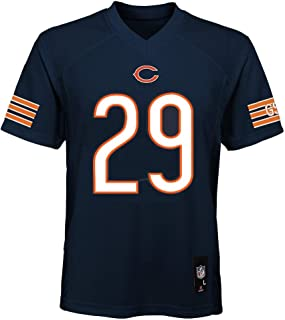 Outerstuff Tarik Cohen Chicago Bears NFL Youth 8-20 Navy Home Mid-Tier Jersey