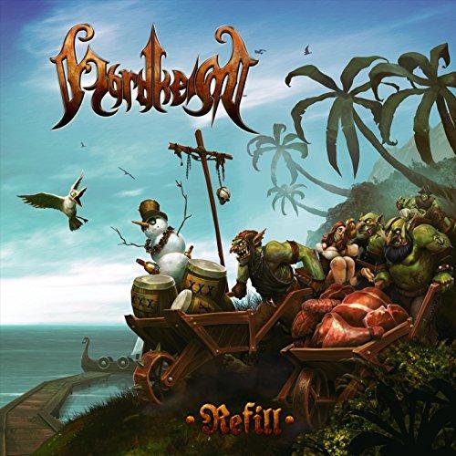 Nordheim: Refill (Audio CD)