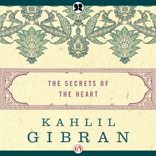 Secrets of the Heart audiobook cover art