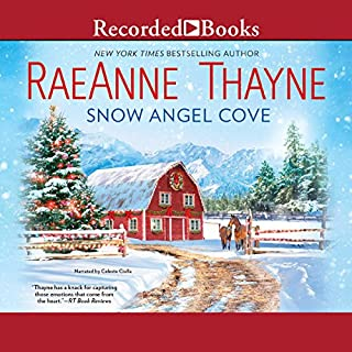 Snow Angel Cove                   By:                                                                                                                                 RaeAnne Thayne                               Narrated by:                                                                                                                                 Celeste Ciulla                      Length: 9 hrs and 41 mins     321 ratings     Overall 4.3