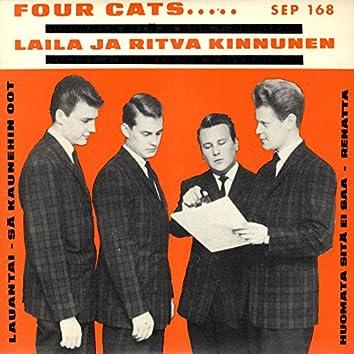 Four Cats, Laila ja Ritva Kinnunen