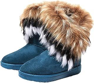 Best fox rabbit fur boots Reviews