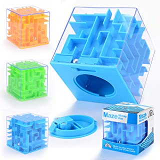 Money Maze Puzzle Box for Kids and Adults - Unique Way to Give Gifts for People You Love - Fun and Inexpensive Game Challe...
