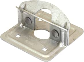 PlayStar Commercial Grade Dock Foot Plate for Use with 1 5/8