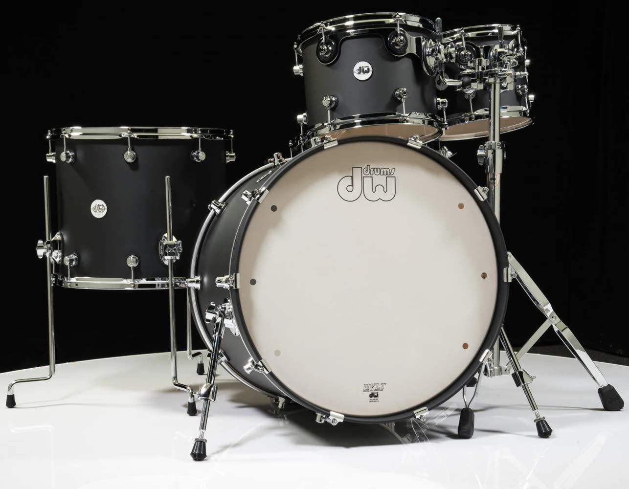 DW Design Series 5-Piece Lacquer Shell Chrome with Lowest Attention brand price challenge Hardware Pack