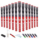 SAPLIZE Cord Golf Grips Kit