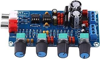 iFCOW Módulo de Placa de Control de Preamplificador Amplificador de Amplificador Operacional de Alta Fidelidad Ne5532 Plac...