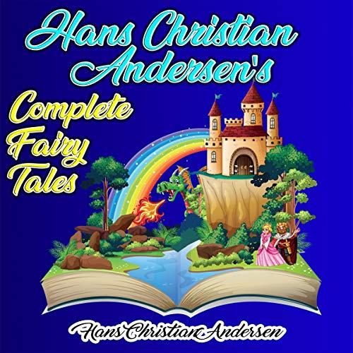 『Hans Christian Andersen's Complete Fairy Tales』のカバーアート