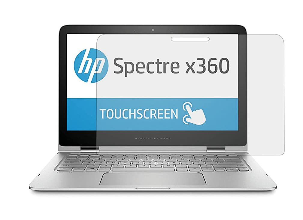 PcProfessional Screen Protector (Set of 2) for HP Spectre X360 2in1 13.3