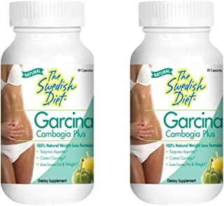 Garcinia Cambogia Extract Weight Loss Supplement | 50% HCA per Serving for Fast Fat Burn | Best Appetite Suppressant & Car...