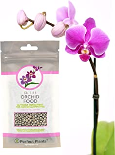 Orchid Food by Perfect Plants - Slow Release Fertilizer, 5oz. Bag Suitable for All Orchid Types and Other Acid-Loving Plants