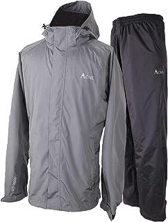 Acme Projects Rain Suit (Jacket + Pants), 100% Waterproof, Breathable, Taped Seam, 10000mm/3000gm, YKK Zipper