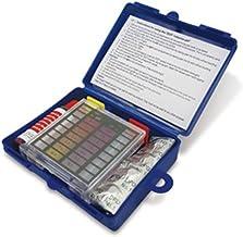 Kokido K045BL24 - Estuche test de cloro y Ph
