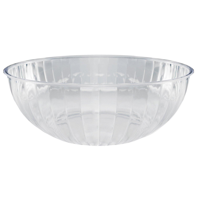 Party Essentials - shop N1922421 Plastic Capa Bowl 192-Ounce Gorgeous Serving