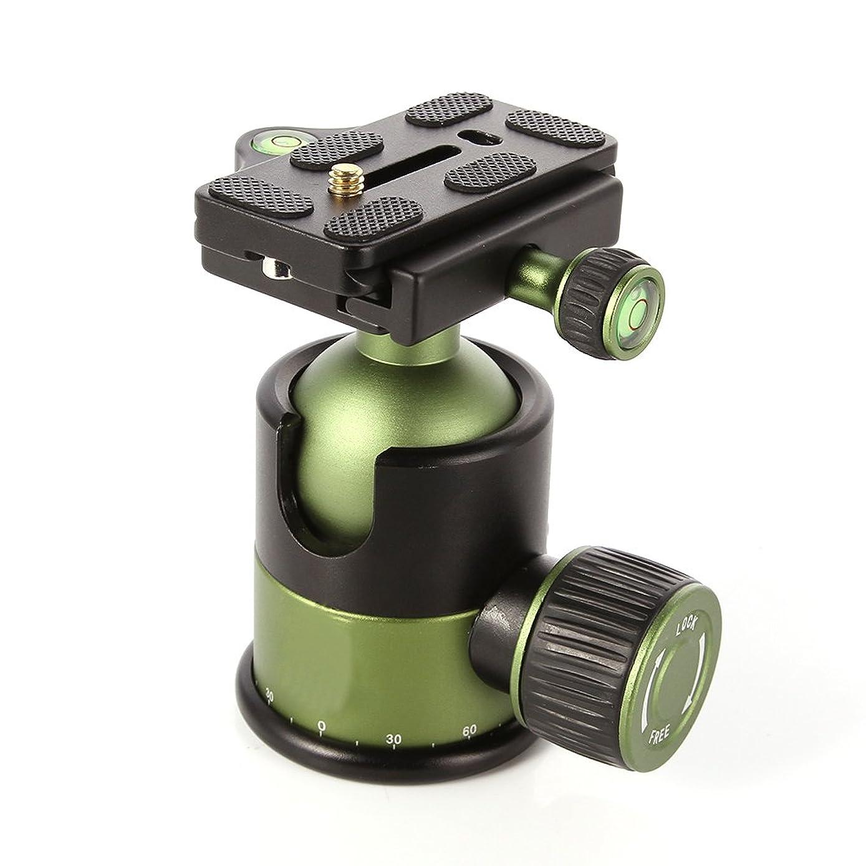 FOTGA 20?kg 载荷金属重型摄像机三脚架 ballhead with QR 快速释放板1/4?