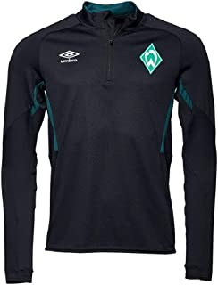 Werder Bremen Umbro Half Zip Top