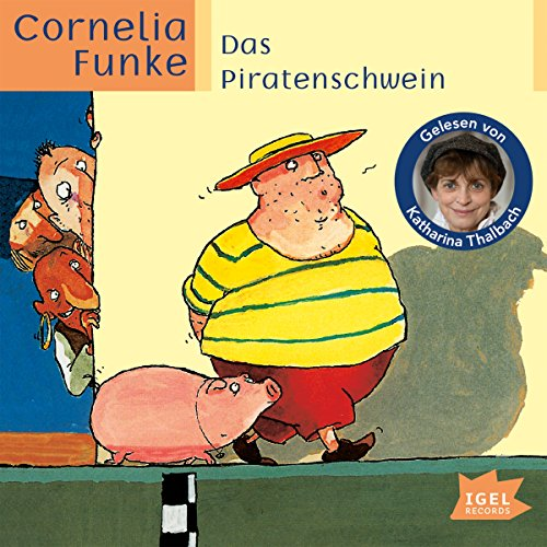Das Piratenschwein                   De :                                                                                                                                 Cornelia Funke                               Lu par :                                                                                                                                 Katharina Thalbach                      Durée : 33 min     Pas de notations     Global 0,0