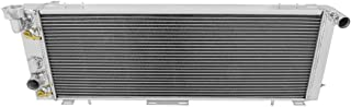 Champion Cooling, 2 Row All Aluminum Radiator for Jeep Cherokee, EC1193