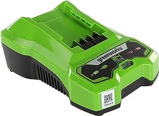 Greenworks Tools Batteriladdare G24C (Li-Ion 24 V 48 W utgång lämplig för alla batterier i 24 V Greenworks-serien)