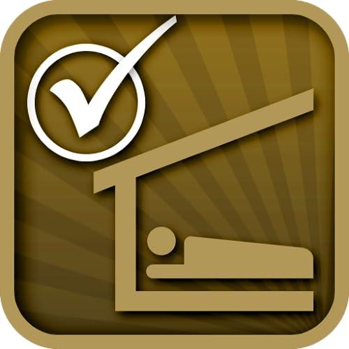 College Dorm Moving Planner Checklist