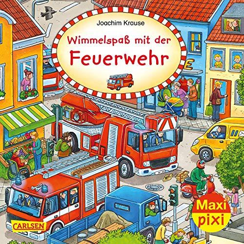 Maxi Pixi 319: Wimmelspaß mit der Feuerwehr (319)
