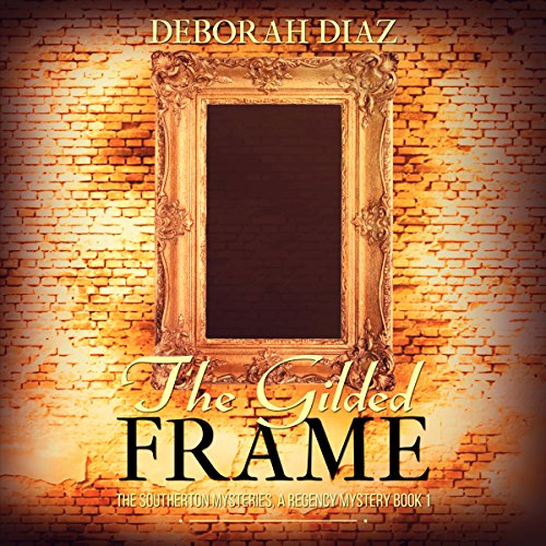 The Gilded Frame audiobook cover art