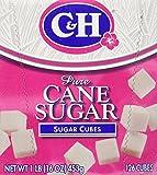 C&H Pure Cane, White Sugar Cube, 1 lb