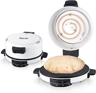 Saachi 30cm Roti, Tortilla, Pizza Maker, Nl-RM-4979, [AMM Technology] (White)
