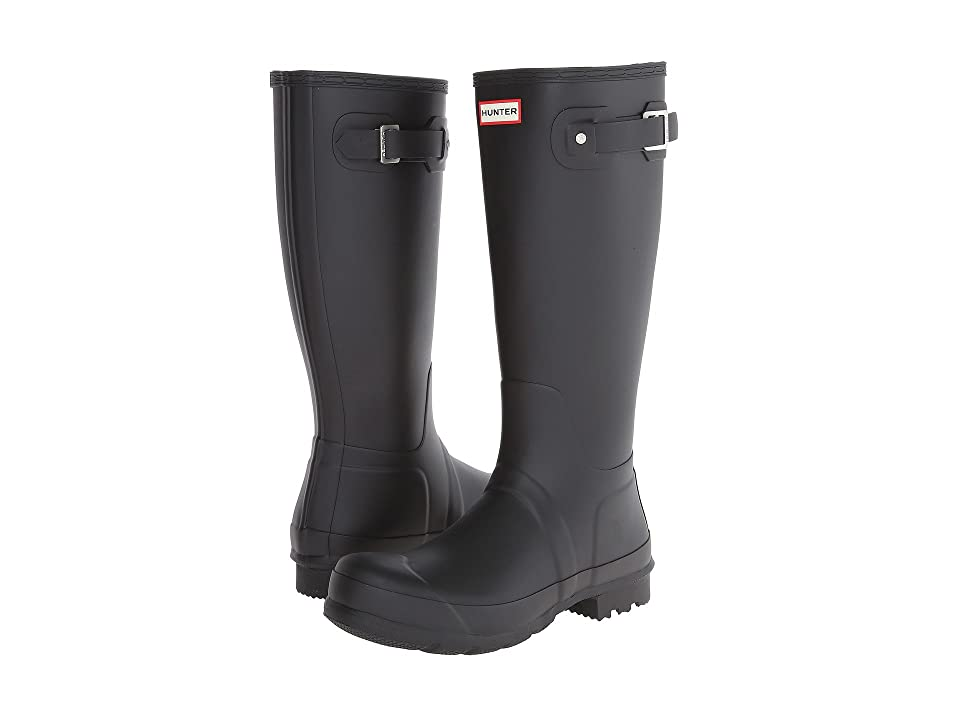 Hunter Original Tall Rain Boots (Black) Men