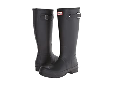 Hunter Original Tall Rain Boots (Black) Men