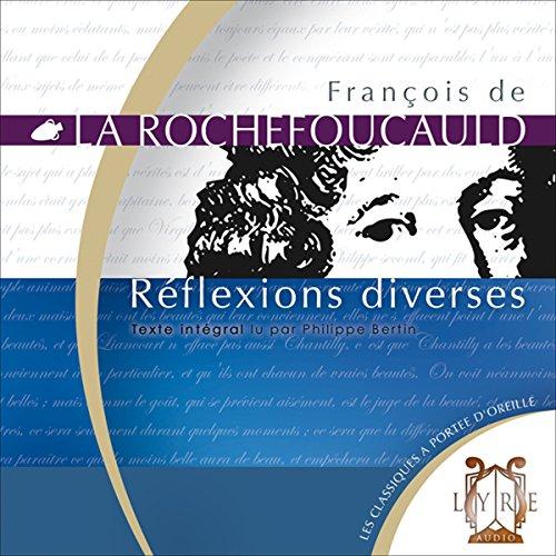 Réflexions diverses  audiobook cover art