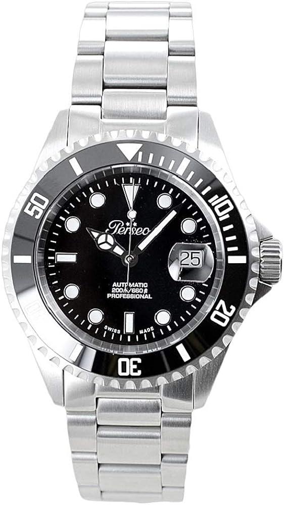 Perseo orologio modello sub marino da uomo automatico swiss made 6785.01