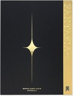 MONSTA X Mini Album - Fantasia X [ 2 ver. ] CD + Photobook + Photocard + Sticker + FREE GIFT / K-pop Sealed