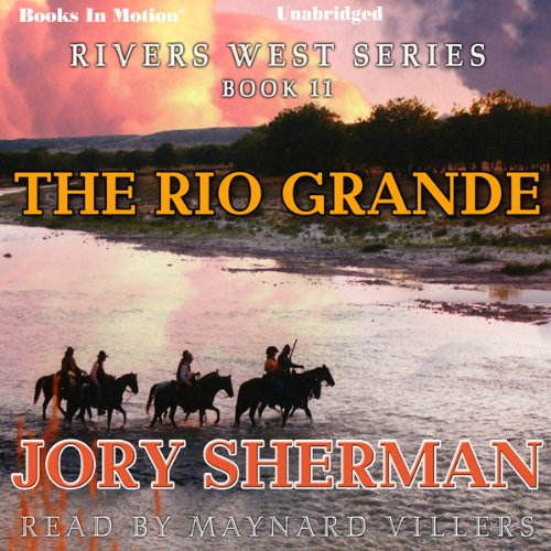 The Rio Grande audiobook cover art