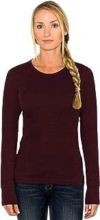 WoolX Hannah Midweight Merino Wool Base Layer Shirt