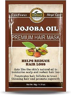 Difeel Premium Deep Conditioning Hair Mask - Jojoba Oil 50 grams