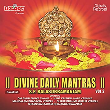 Divine Daily Mantras, Vol. 2